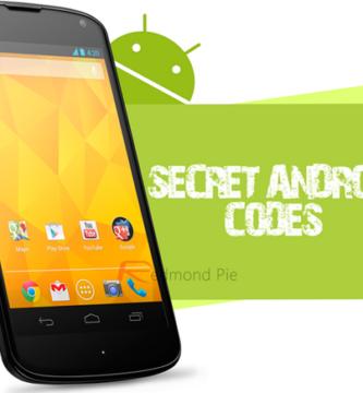 Lista de códigos de servicio secretos ocultos para teléfonos móviles chinos 1