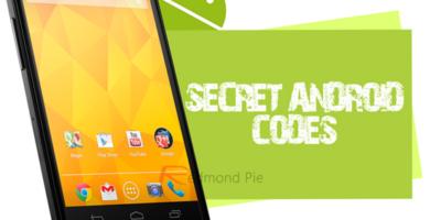 Lista de códigos de servicio secretos ocultos para teléfonos móviles chinos 5