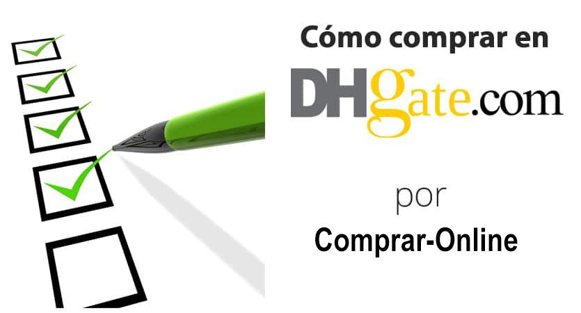 Comprar en DHgate 1