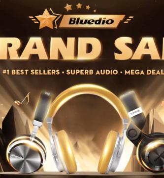 Promoción venta de marca bluedio especial 3
