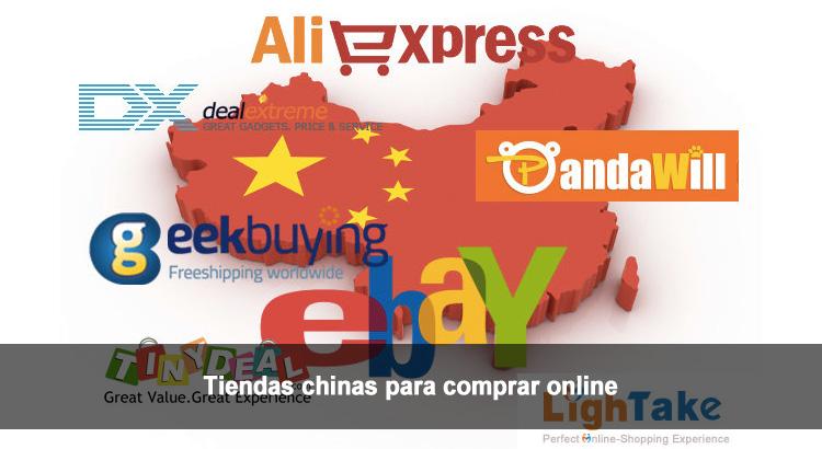 Los 20 mejores sitios web chinos de compras en línea en inglés/español 1