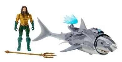 Comprar figuras de Aquaman 14
