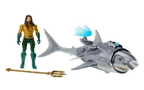 Comprar figura de Aquaman 2018